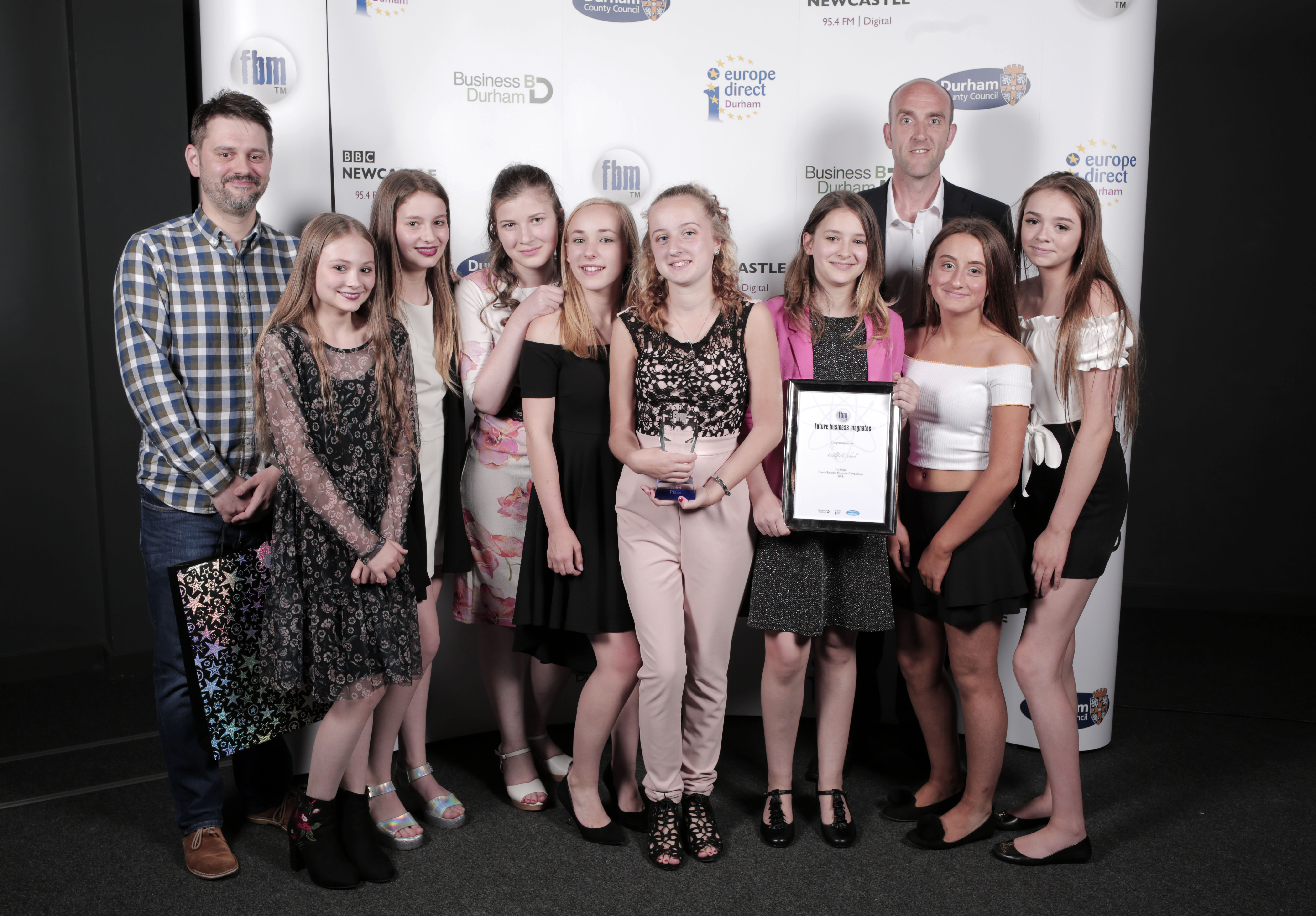 Future Business Magnates – 3rd Place for Wellfield