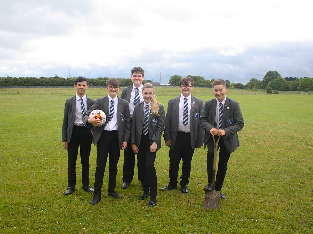 Wellfield School awarded funding for 3G football pitch project