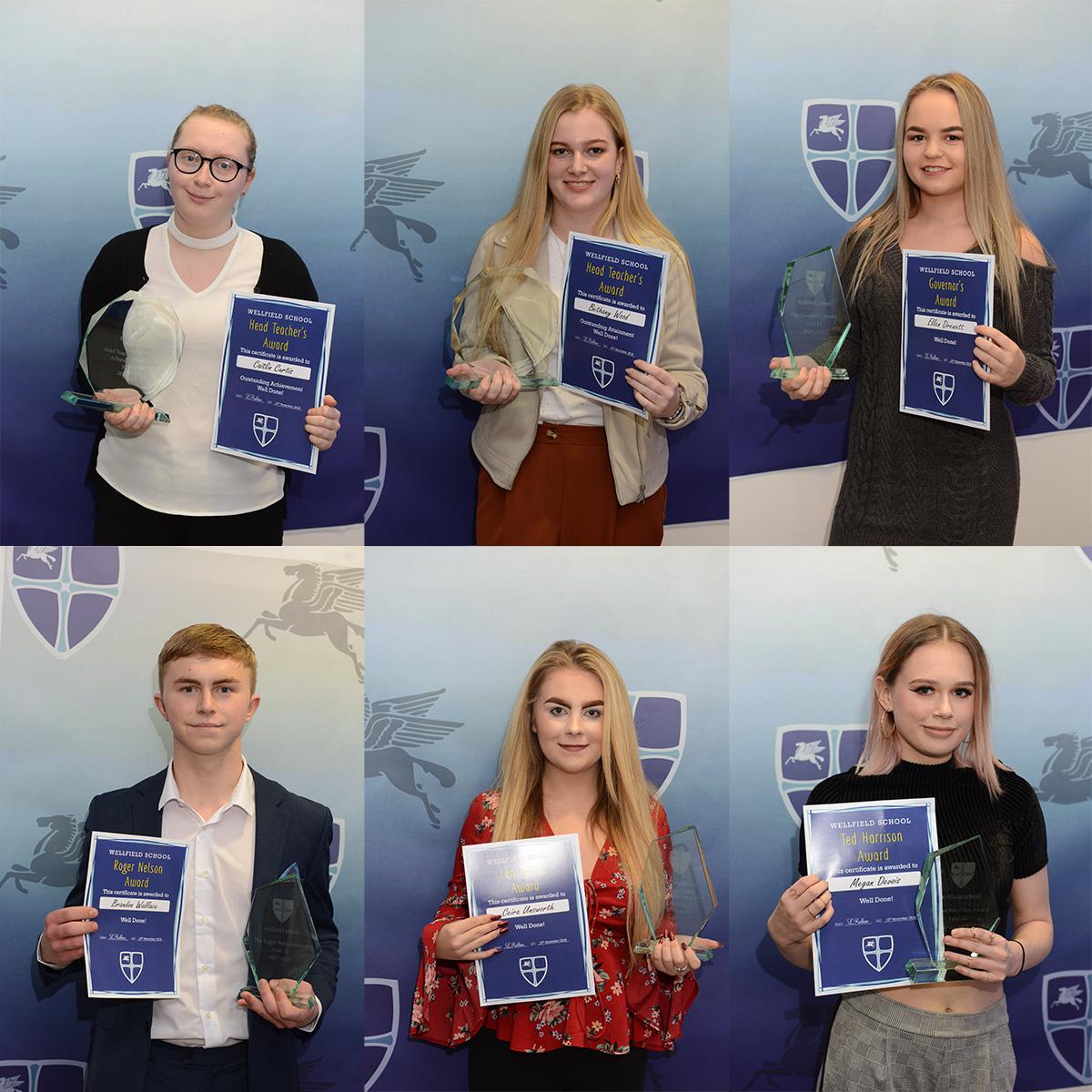 GCSE Presentation Evening 2018
