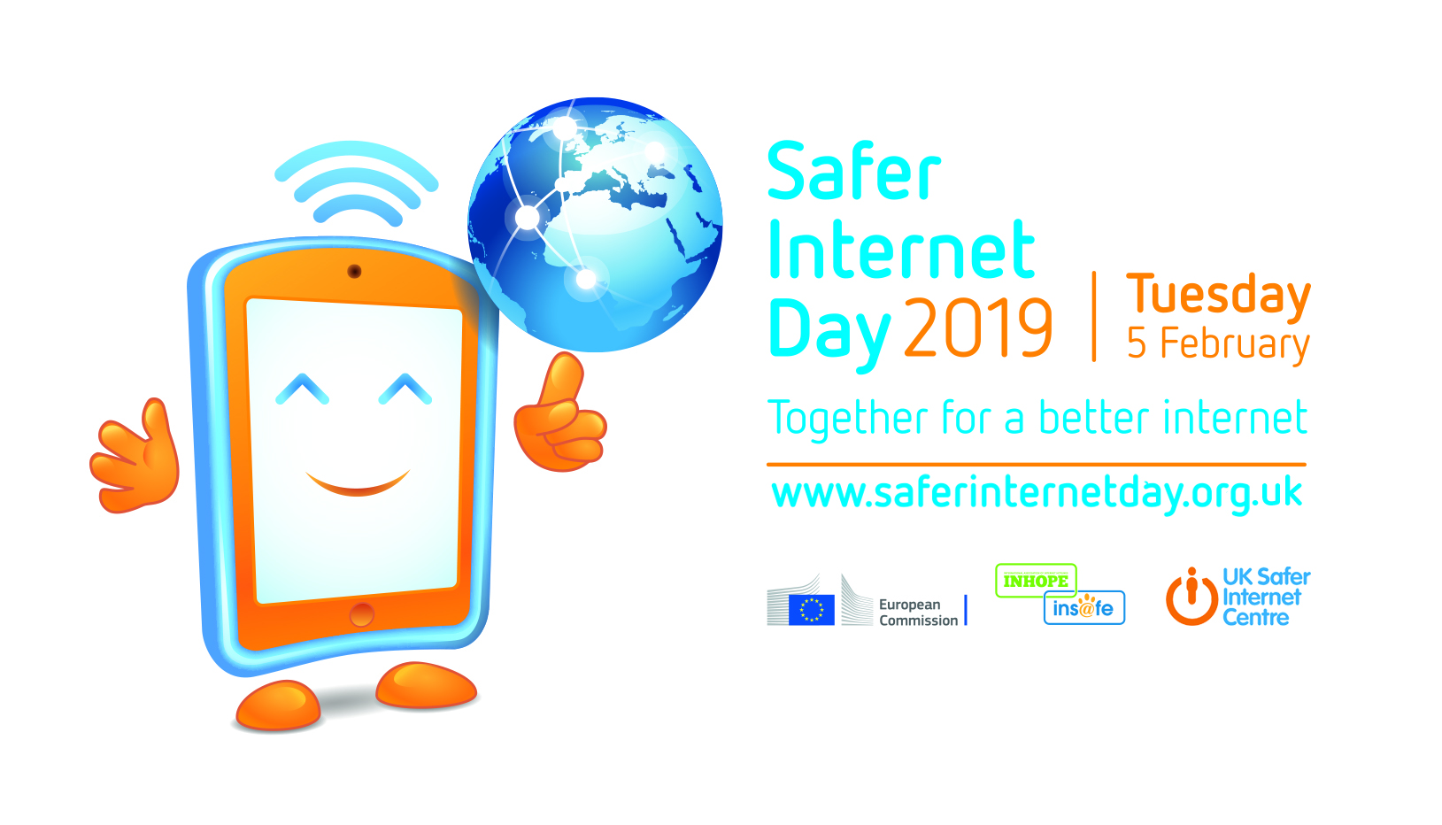 Together for a better internet – Safer Internet Day 2019