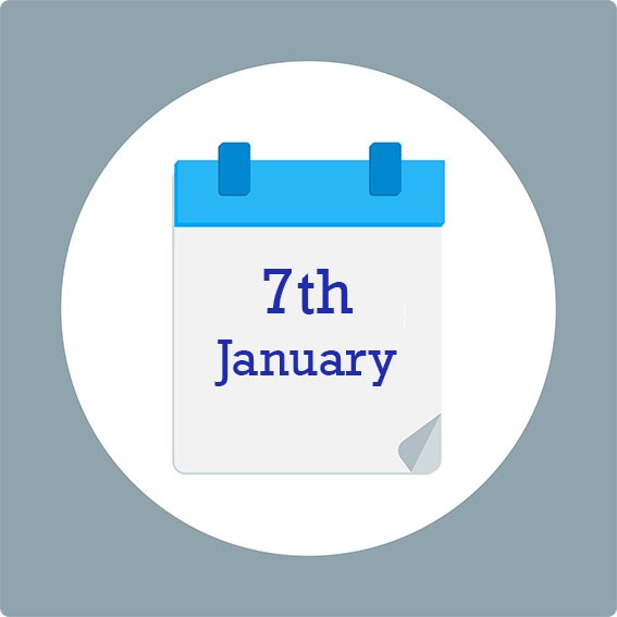 Return To School 7th January 2020