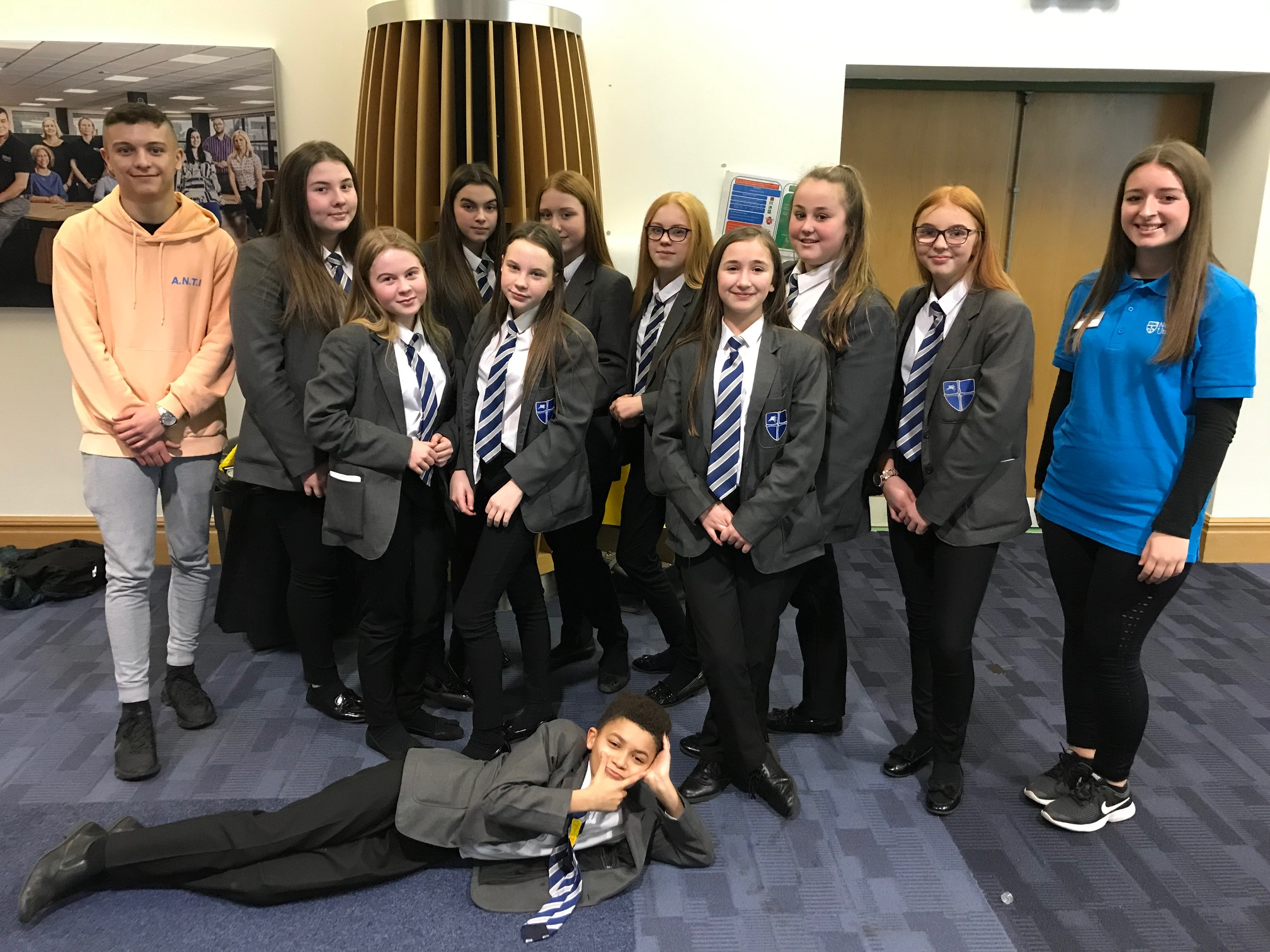 Year 8 Pupils Investigate their Future