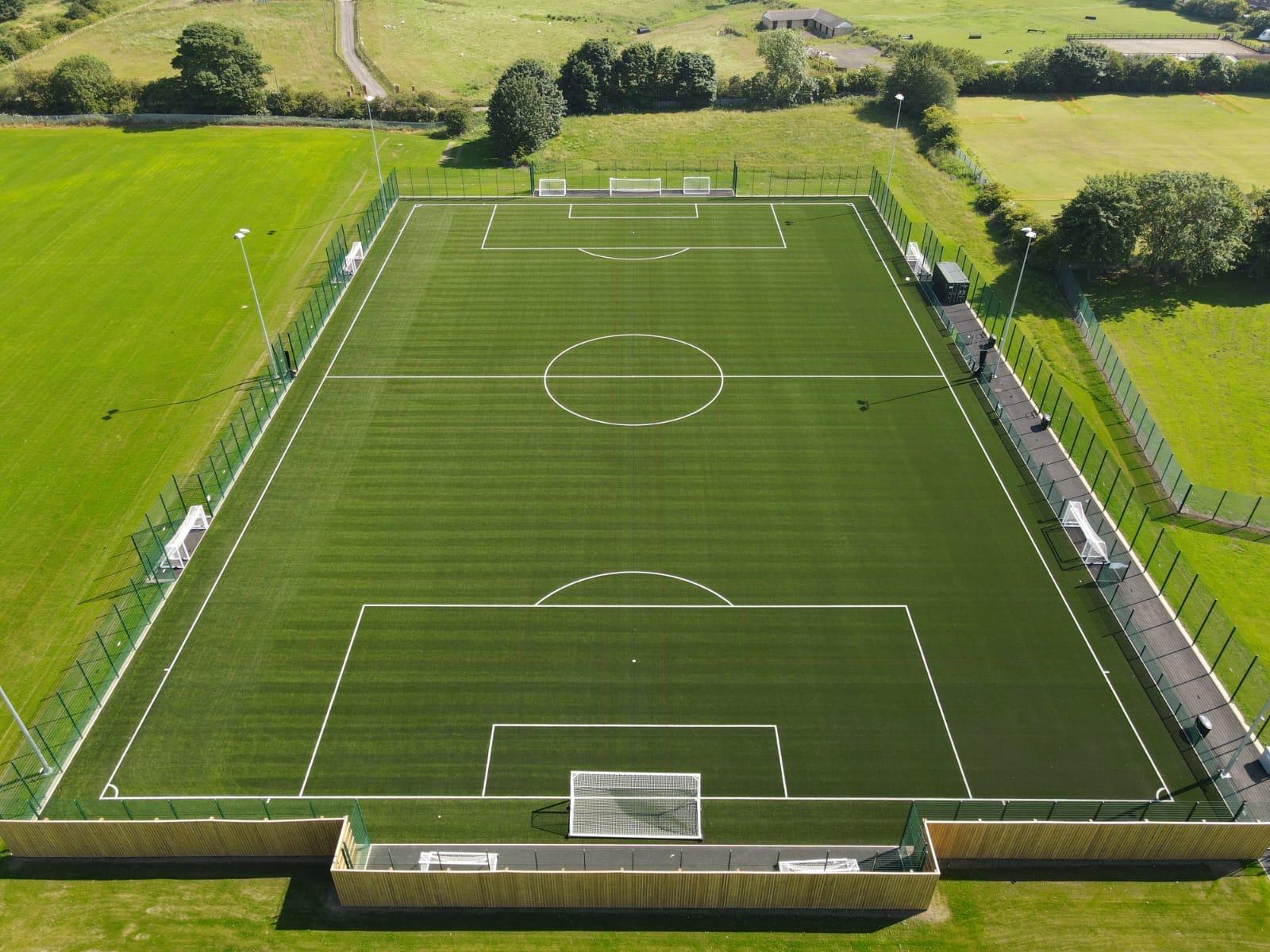 Wellfield School New 3G Pitch