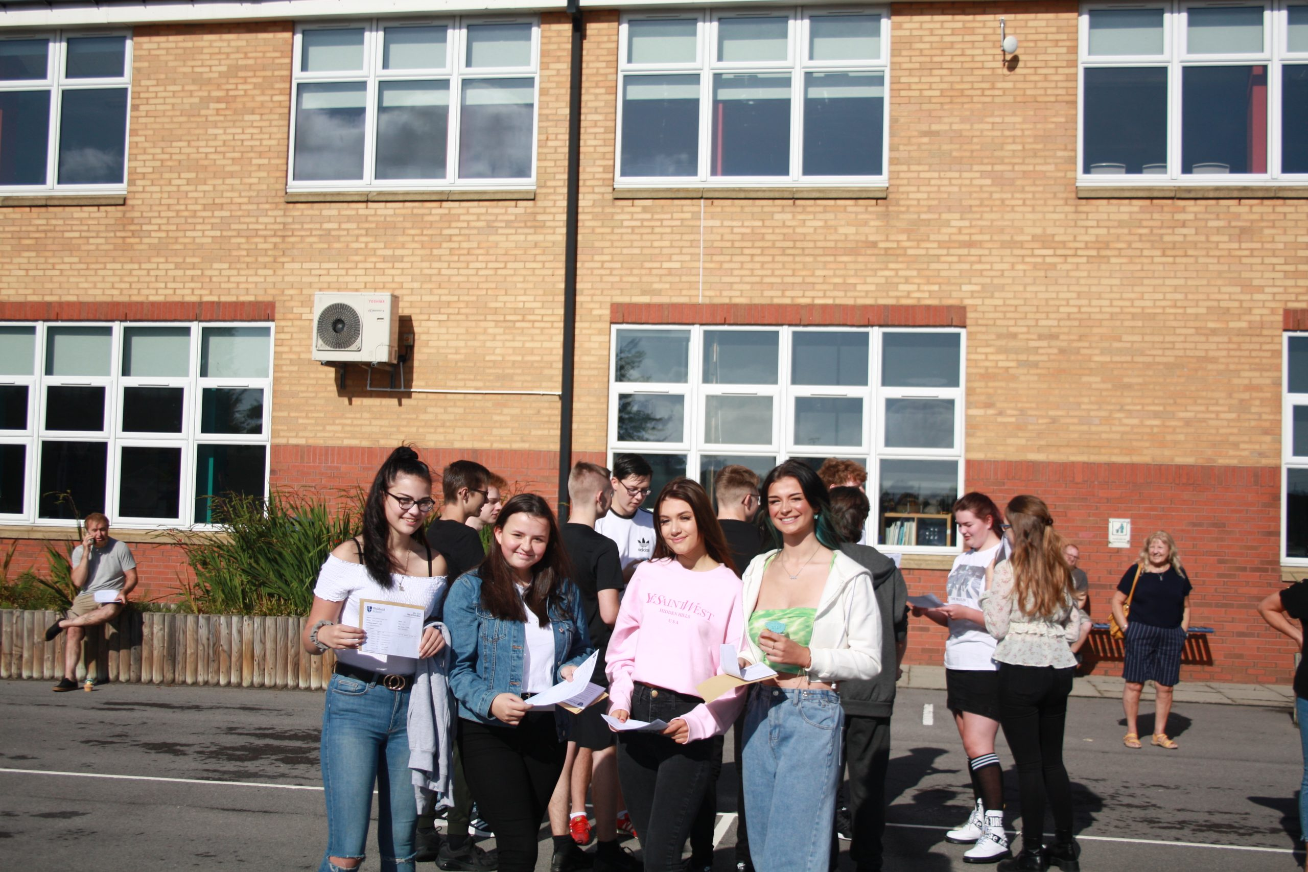 GCSE Results Day 2020 Gallery
