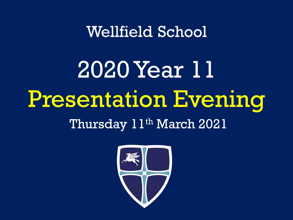 Year 11 2020 Leavers Awards Video
