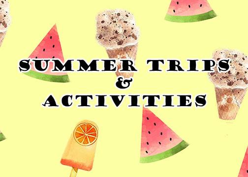 Summer School Trips and Football Academy